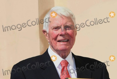 Peter Graves Photo - Peter Graves Actor Peter Graves Honored by the Hollywood Walk of Fame in Hollywood California 10-30-2009 Photo by Graham Whitby Boot-allstar-Globe Photos Inc