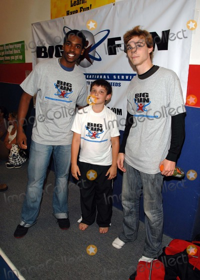 Alex Black Photo - Child Stars Help Children Event Sponsored by Big Fun Therapy and Recreational Services at Josephson Academy of Gymnastics in Culver City CA 08-08-2007 Image Daniel Curtis Lee  Alex Black Photo by Scott Kirkland-Globe Photos 2007 K54100sk