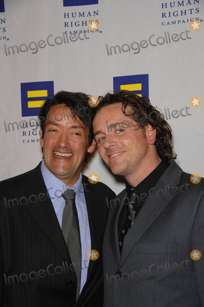 John Morris Photo - John Duran and Mark Morris During the Human Rights Campaigns Hero Award and Gala Held at the Hyatt Century Plaza Hotel on March 14 2009 in Los Angeles Photo by Michael Germana-Globe Photos Inc