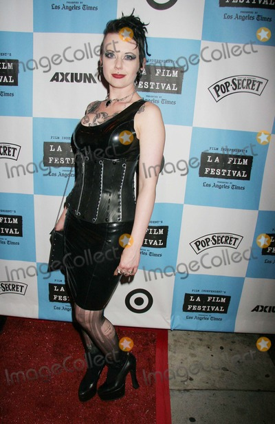 Suicide Girls Photo - Los Angeles Film Festival 2007 Presents Wizard of Gore World Premiere Majestic Crest Theatre Westwood CA 06-22-07 Nixon of the Suicide Girls Photo Clinton H Wallace-photomundo-Globe Photos Inc