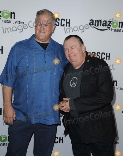 Abraham Benrubi Photo - Abraham Benrubi Troy Evans attending the Premiere Screening of Amazon Studios Bosch Held at the Arclight Theater in Hollywood California on February 3 2015 Photo by D Long- Globe Photos Inc