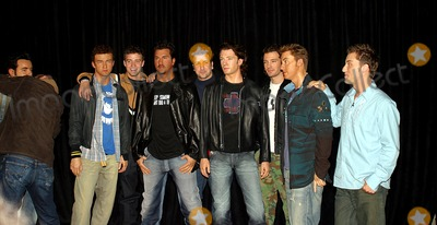 NSYNC Photo - Sd1211 Nsync Unveils Wax Figures at Madame Tussands New York City Photorick MacklerrangfindersGlobe Photos Inc 2002 Nsync and Thier Wax Figures