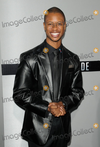 Arjay Smith Photo - Arjay Smith attending the Los Angeles Premiere of Source Code Held at the Arclight Cinerama Dome in Hollywood California on 32811 photo by D Long- Globe Photos Inc
