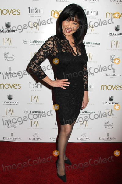 Kaity Tong Photo - The Moves Power Women Awards the Setai Fifth Avenue Hotel NYC November 15 2012 Photos by Sonia Moskowitz Globe Photos Inc 2012 Kaity Tong