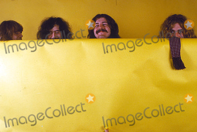 John Bonham Photo - Led Zeppelin Stay at the Chateau Marmont Photo Jay Thompson-Globe Photos Inc 1969 Led Zeppelin Jimmy Page Robert Platt John Paul Jones John Bonham