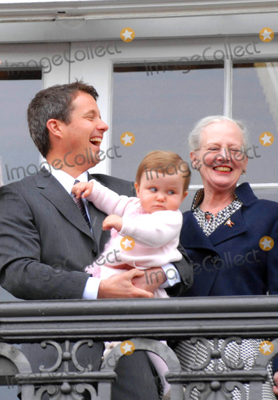 Crown Prince Frederik of Denmark Photo - Crown Prince Frederik of Denmark 40th Birthday-amalienborg Palace Copenhagen Denmark 05-26-2008 Photo by Ricardo Ramirez-richfoto-Globe Photos Inc Prince Frederick Princess Isabella  Queen Margrethe of Denmark
