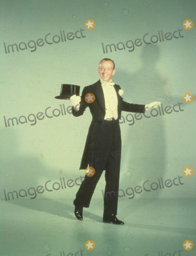 Astaire Photo - Fred Astaire Oa7867 Supplied by Globe Photos Inc