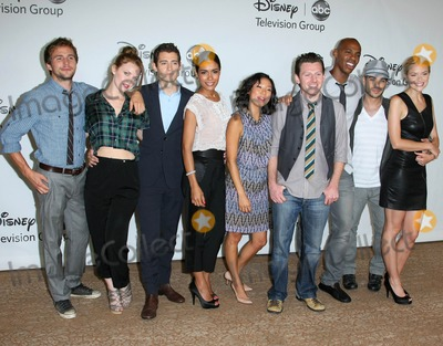 ANNE SON Photo - MICHAEL STAHL-DAVID KELLI GARNER JULIAN MORRIS DANIELLA ALONSO ANNE SON KEIR ODONNELL MEHCAD BROOKS SEBASTIAN SOZZI JAIME KINGCAST OF MY GENERATIONDisney ABC Television Summer Press Tour in Los Angeles California 08-01-2010Photo by Graham Whitby Boot-Allstar-Globe Photos incK65651ALST