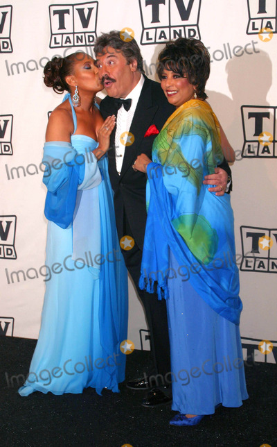 Tony Orlando Photo - Tv Land Awards a Celebration of Classic Tv Pressroom at the Hollywood Palladium in Hollywood CA 03072004 Photo by Ed GelleregiGlobe Photos Inc 2004 Tony Orlando with Telma Hopkins and Joyce Vincent Wilson