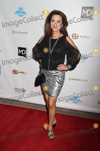 Audrey Hepburn Photo - Dream Builders Project Presents the 2nd Annual a Brighter Future For Children to Benefit the Audrey Hepburn Cares Center at Childrens Hospital Los Angeles Taglyan Cultural Complex Hollywood CA 03052015 Lena Nguyen Clinton H WallaceipolGlobe Photos