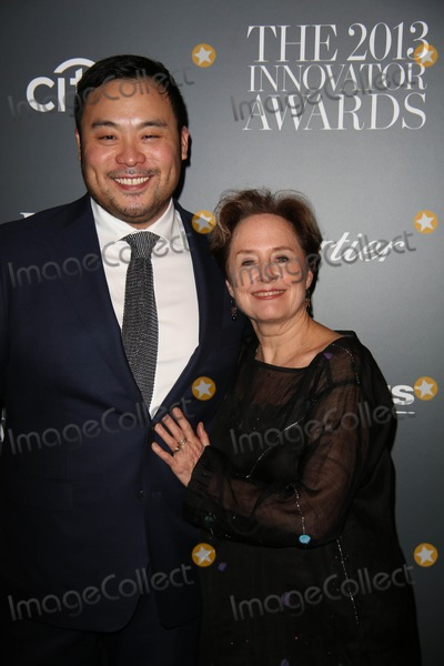 Alice Waters Photo - Wsj Magazine Hosts The2013 Innovator Awards the Museum of Modern Art NYC November 6 2013 Photos by Sonia Moskowitz Globe Photos Inc 2013 David Chang Alice Waters