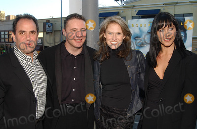 Ally Mccoist Photo -  a Shot at Glory Premiere the Crest Theater Westwood CA 04232002 Michael Corrente and Wife Libby Langdon with Kristy Mitchell and Ally Mccoist Photo by Amy GravesGlobe Photosinc2002 (D)