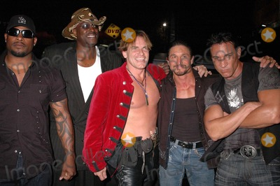 Mr Marcus Photo - the Xxx-men Hosts Ladies Night Out Club Crazy Girls Hollywood CA 081909 the Xxx-men - L-r- Mr Marcus Lexington Steele Evan Stone Tommy Gunn and Marco Banderas Photo Clinton H Wallace-photomundo-Globe Photos Inc