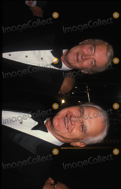 William Westmoreland Photo - 1984 General William Westmoreland and Jimmy Stewart Photo by Globe Photos