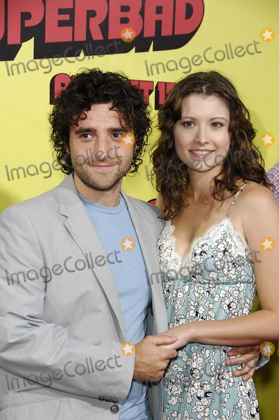 Vanessa Britting Photo - David Krumholtz and Vanessa Britting During the Premiere of the New Movie From Columbia Pictures Superbad Held at Graumans Chinese Theatre on August 13 2007 in Los Angeles Photo by Michael Germana-Globe Photos 2007