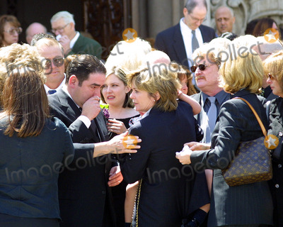 Heather Menzies Photo - Emeril Lagasse and Heather Menzies Memorial Service For Actor Robert Urich St Charles Catholic Church North Hollywood CA April 19 2002 Photo by Nina PrommerGlobe Photos Inc2002