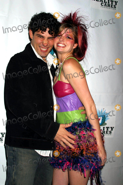 Adam Larson Photo - I8428CHWREALITY CARES FOUNDATION BENEFIT HOSTED BY BATTLEFIELD FASHIONS AND CLICQUOT CHAMPAGNE PEARL WEST HOLLYWOOD CALIFORNIA - RED CARPET02202004 PHOTO BY CLINTON HWALLACEIPOLGLOBE PHOTOS INC  2004TRISHELLE CANATELLA AND ADAM LARSON ( MTV ROAD RULES )