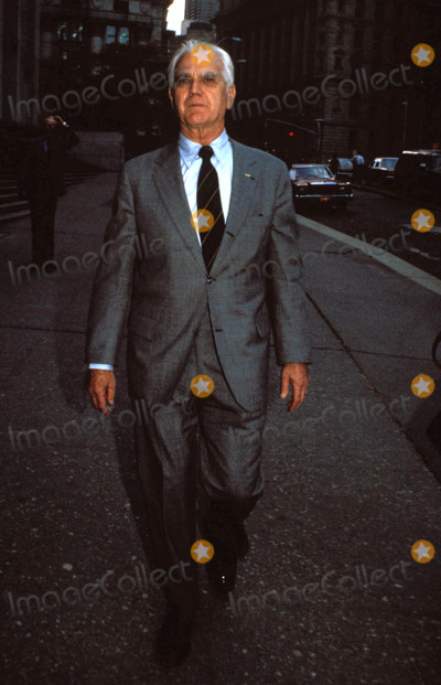 William Westmoreland Photo - 1984 General William Westmoreland Photo by Globe Photos