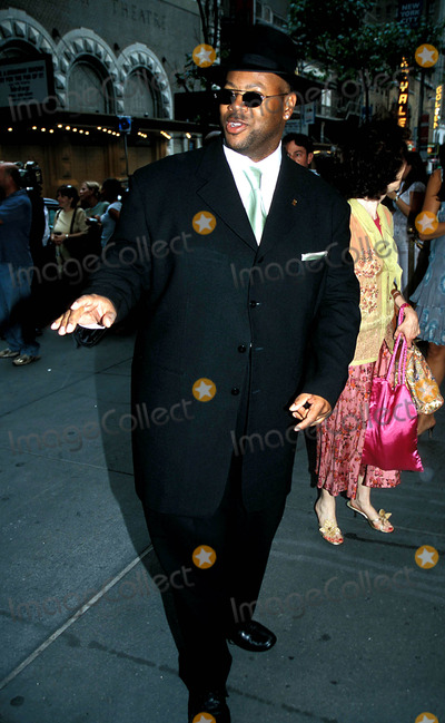 Jimmy Jam Photo - the 35th Annual Songwriters Hall of Fame Awards Induction Marriott Marquis New York City 06102004 Photojohn Krondes  Globe Photos Inc 2004 Jimmy Jam