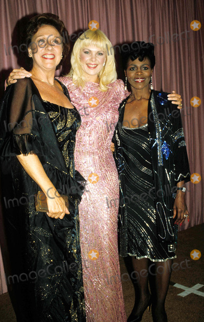 Ann Jillian Photo - Jean Stapleton_ann Jillian_cicely Tyson Photo by Paula Colella-michelson-Globe Photosinc Jeanstapletonretro