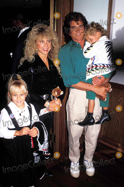 Photos and Pictures - Michael and Cindy Landon with Son ...
