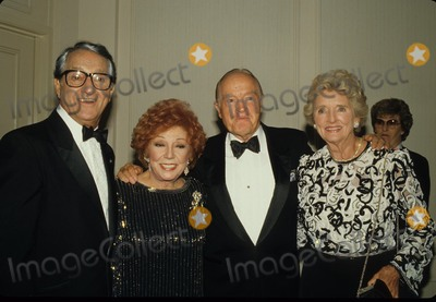 Danny Thomas Photo - Danny Thomas Rose Marie Thomas 1987 Photo by Michelson-Globe Photos Inc