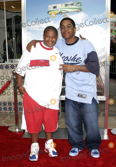 kyle massey and his brother