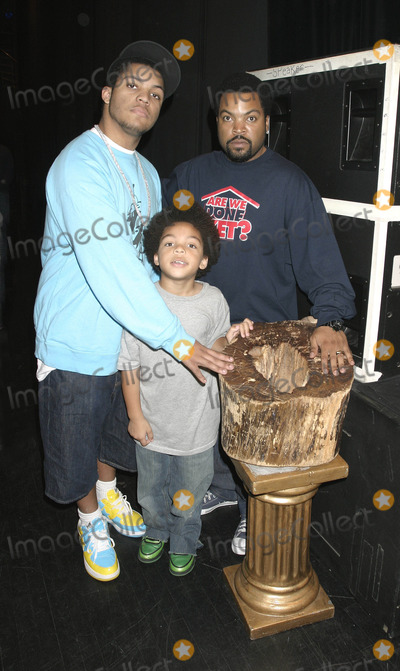 Photo of Ice Cube & his  Son  Darrel Jackson