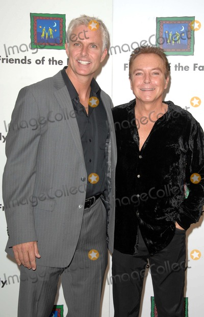 Cassidy Photo - Annual Families Matter Benefit Celebration at the Beverly Hills Hotel in Beverly Hills CA 05-29-2009 Photo by Scott Kirkland-Globe Photos  2009 Patrick Cassidy and David Cassidy