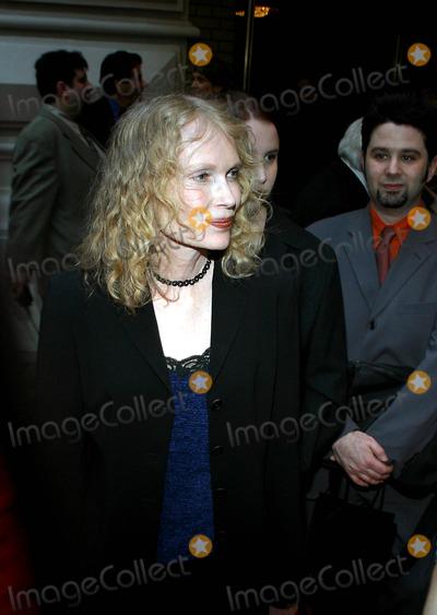 Mia Farrow Photo - Mia Farrow K30358rm Broadway Opening Night of Gypsy at the Shubert Theatre in New York City 512003 Photo Byrick MacklerrangefinderGlobe Photos Inc