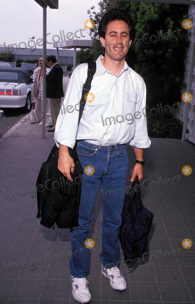Jerry Seinfeld Photo - Jerry Seinfeld Photo by Sylvia Sutton-Globe Photos