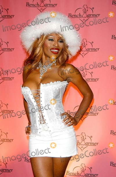 Coco Johnson Photo - - Bench Warmer Party - Birthday Celebration For Bench Warmer Founder Brian Wallos - at Bliss Los Angeles CA - 09072003 - Photo by Jonathan Friolo  Globe Photos Inc 2003 - Coco Johnson