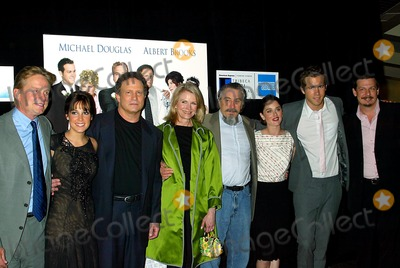 Andrew Fleming Photo - K30560SMO   SD0309TRIBECA FILM FESTIVAL PREMIERE OF  THE IN-LAWS  TRIBECA PERFORMING ARTS CENTERNEW YORK CITY PHOTOSONIA MOSKOWITZGLOBE PHOTOS INC 2003MICHAEL DOUGLASLINDSAY SLOANE ALBERT BROOKS CANDICE BERGEN ROBERT DENIRO ROBIN TUNNEY RYAN REYNOLDSAND ANDREW FLEMING