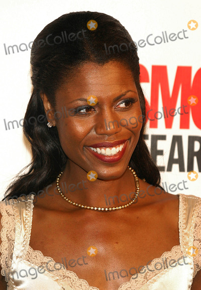 Omarosa Stallworth Photo - Cosmopolitans 40th Blowout Birthday Bash Celebration As the Worlds Favorite Womens Magazine at the Skylight Studio in New York City 9-22-2005 Photo by John Zissel-ipol-Globe Photos 2005 Omarosa Stallworth