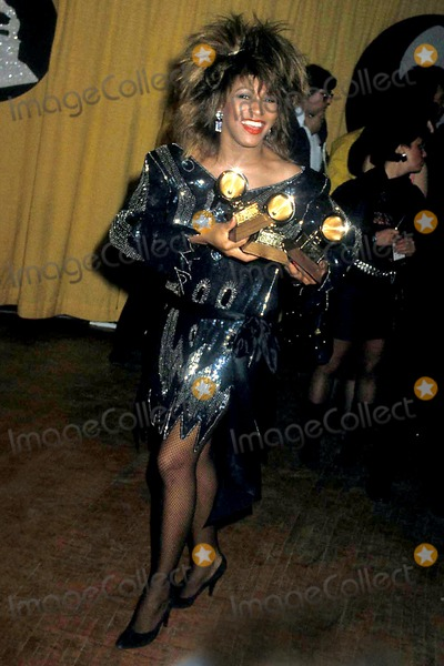 Tina Turner Photo - Photo John Barrett Globe Photos Inc 1985 Tina Turner