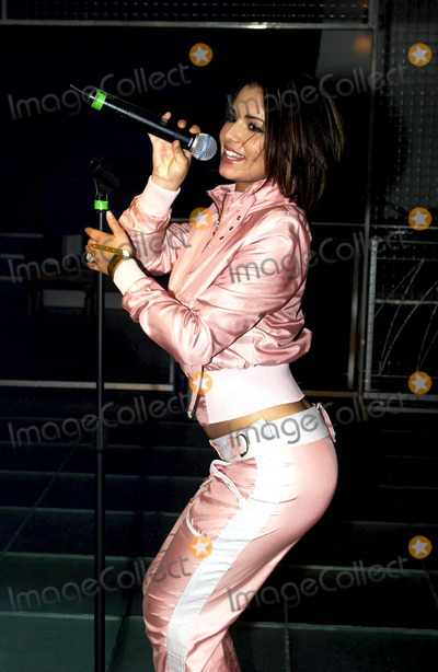 Cheryl Tweedy Photo - Cheryl Tweedy - Girls Aloud Top of the Pops Magazine 1000th Issue -Tantra London 652003 Photo Byellis Obrienglobelinkuk Globe Photos Inc 2003