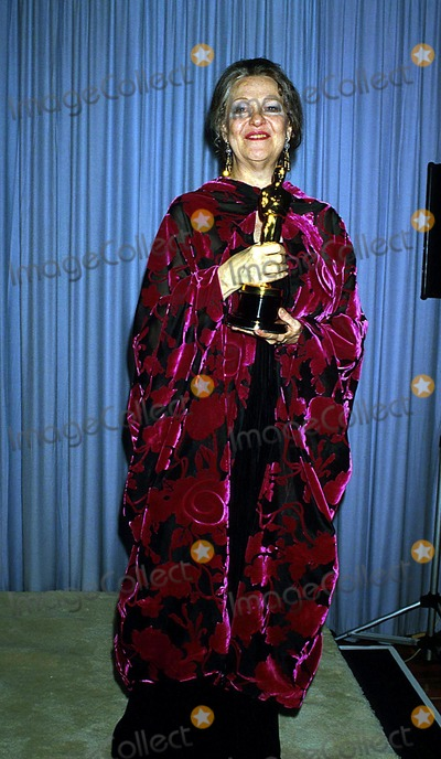 Geraldine Page academy award