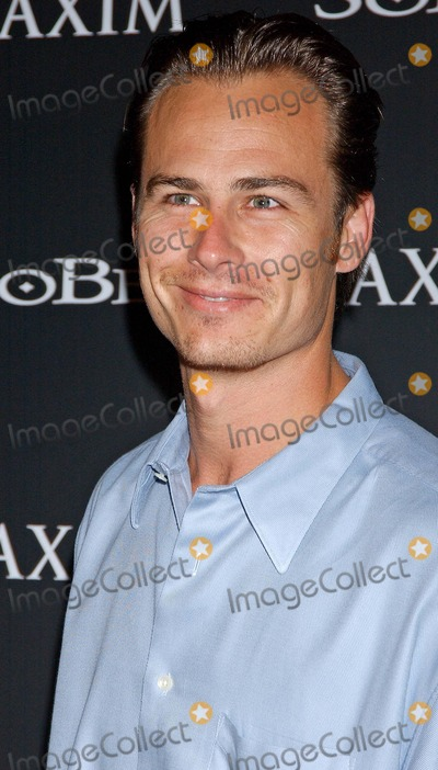 Liam Waite Photo - Maxim Magazine and Sobe Party at Jim Henson Studios in Los Angeles California 08052004 Photo by Miranda ShenGlobe Photos Inc 2004 Liam Waite