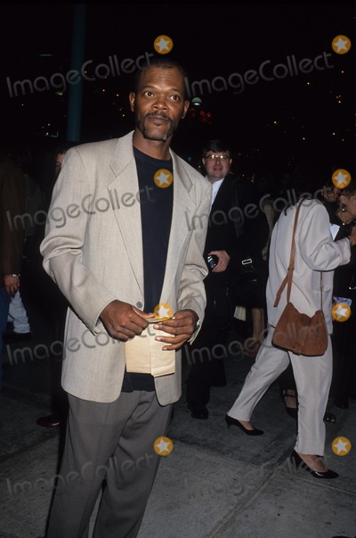 Samuel Jackson Photo - Samuel Jackson 1993 L6757mf Photo by Michael Ferguson-Globe Photos Inc