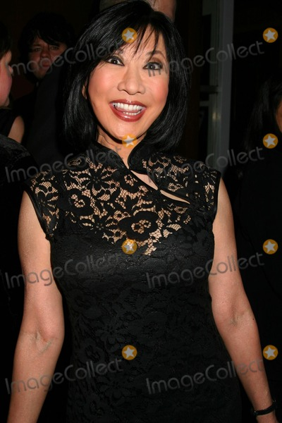 Kaity Tong Photo - 2004 New York Emmy Awards Waldorf Astoria New York City 03282004 Photo by Mitchell LevyrangefindersGlobe Photos Inc 2004 Kaity Tong