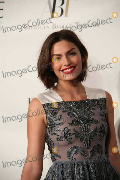 Alyssa Miller Photo - The American Ballet Theater 2013 Opening Night Fall Gala the David H Koch Theater Lincoln Center NYC October 30 2013 Photos by Sonia Moskowitz Globe Photos Inc 2013 Alyssa Miller