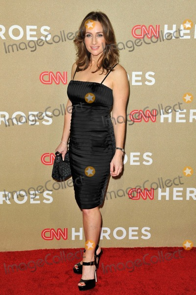 Alison Kosik Photo - Alison Kosik attending the Cnn Heroes All Star Tribute Held at the Shrine Auditorium in Los Angeles California on December 2 2012 Photo by D Long- Globe Photos Inc