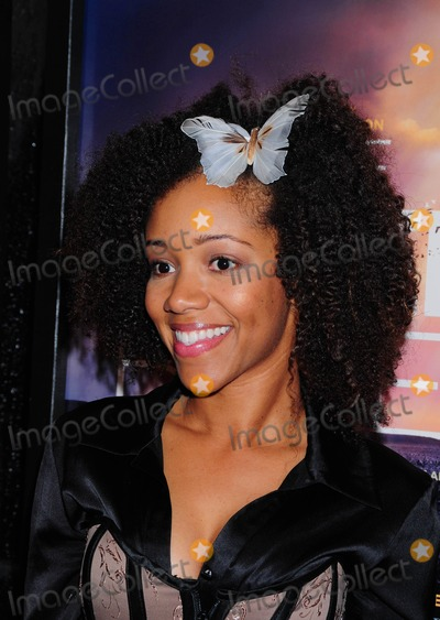 Chrystee Pharris Photo - the Screening of the Lovely Bones at the Paris Theater in New York City on 12-02-2009 Photo by Ken Babolcsay-ipol-Globe Photos Inc Chrystee Pharris