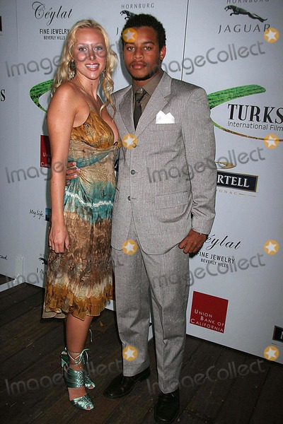 Tiffany Photo - Turk  Caicos Islands 2006 International Film Festival - Official Launch Party Skybar West Hollywood CA 06-07-2006 Photo Clinton H WallacephotomundoGlobe Photos Inc Robert Richard and Tiffany Michael