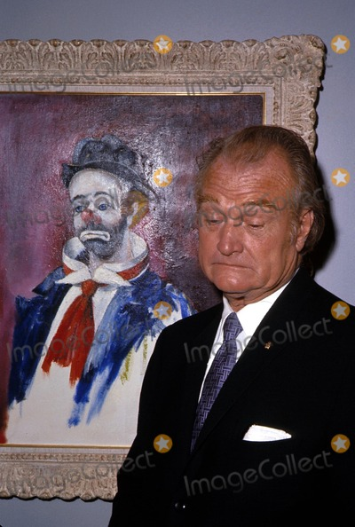 Red Skelton Photo -  Red Skelton Photo by Tom CaffreyGlobe Photosinc