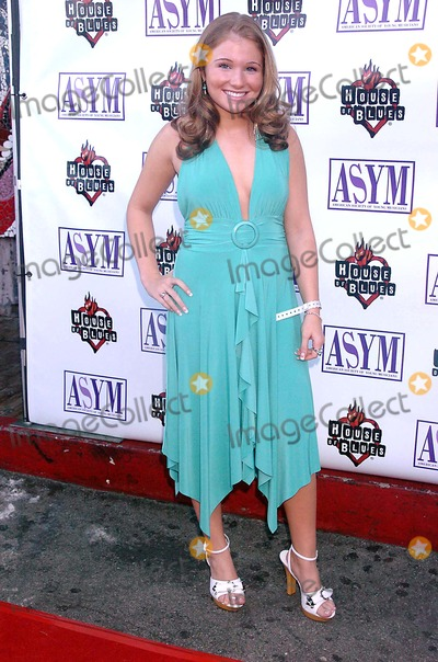 Ashley Orr Photo - the 14th Annual American Society of Young Musicians Awards Show House of Blues West Hollywood CA 06-13-2006 Photo by John Krondes-Globe Photos 2006 Ashley Orr