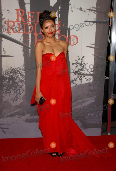 Katerina Graham Photo - Katerina Graham During the Premiere of the New Movie From Warner Bros Pictures Red Riding Hood Held at Graumans Chinese Theatre on March 7 2011 in Los Angeles photo Michael Germana - Globe Photos Inc 2011
