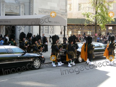 Joan Rivers Photo - Joan Rivers Memorial Held at Temple Emanu-el in Manhattan Her Service Was Attended by Friends Family and Celebrities Nypd Emerald Society Bagpipes and Drums Played at the Memorial Service