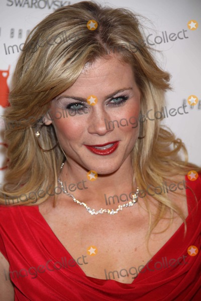 Allison Sweeney Photo - Allison Sweeney at the Heart Truths Red Dress Collection Arrivals at the Theatre at Lincoln Center 02-09-2011 Photo by John BarrettGlobe Photos Inc2011