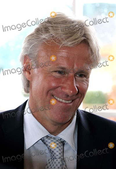 Bjorn Borg Photo - Bjorn Borg at the Hsbc Marquee Wimbledon Tennis Championships 07-06-2008 Photo by Neil Tingle-allstar-Globe Photos Inc 2008